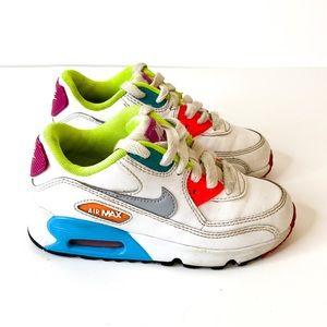 Nike Air Max 90 LTE GS Multicolor Kids Sneakers